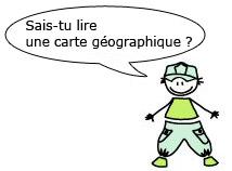 Cours de Français   Lire une carte géographique   Maxicours.com