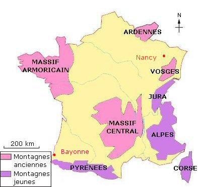 Cours de Histoire-géographie - Les paysages de montagne - Maxicours.com