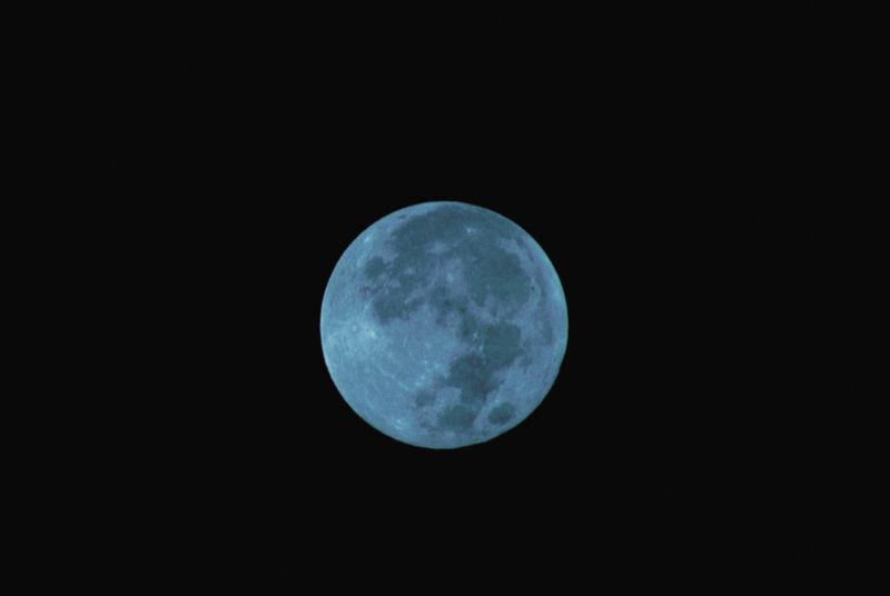 Cours de sciences cm2 la lune et les mar es - Lune montante et descendante ...