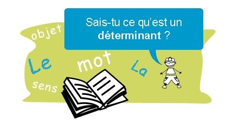 Cours de Français CP - Les déterminants : les articles ...