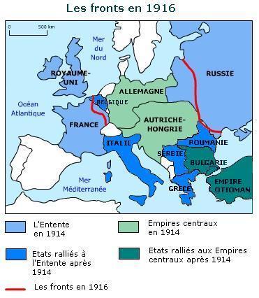 alliés france seconde guerre mondiale
