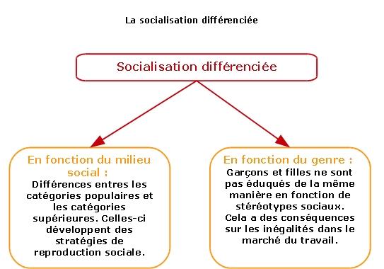Cours de SES 2de - Les différents agents de socialisation ...