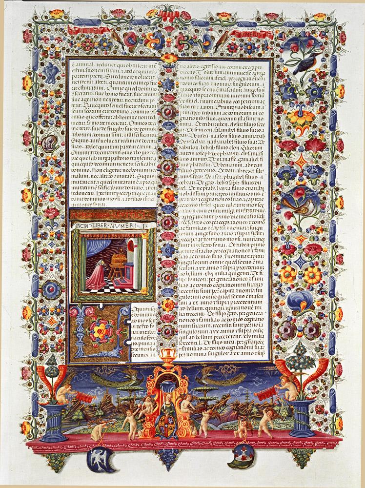 Cours de fran ais les enluminures - Le salon du manuscrit ...