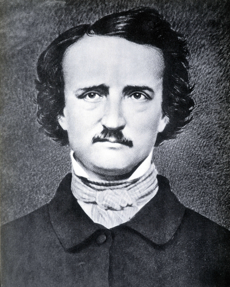 3 07a edgar allan poe Exhibits tell the story of edgar allan poe's life and death in baltimore and  significant artifacts such as edgar's portable writing desk and chair, and a  telescope,.
