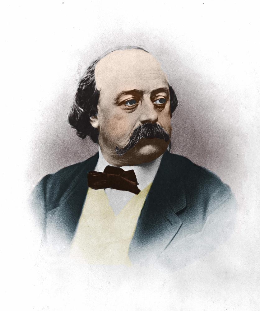 Émile Zola, 8 mai 1880, sur Gustave Flaubert