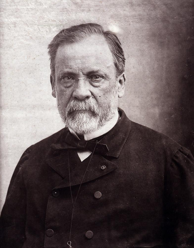 Doc. 1. portrait de robert koch (1843-1910), médecin allemand