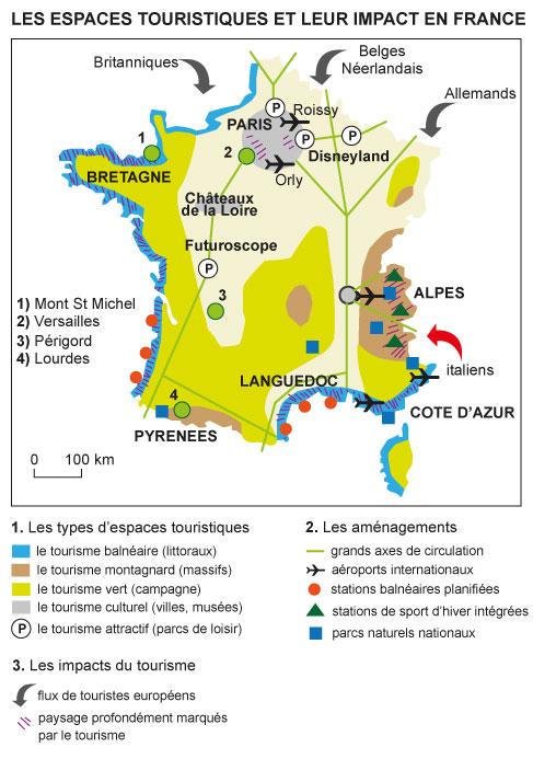 Cours de histoire g ographie 3e tude de cas un espace for Les espaces verts en ville